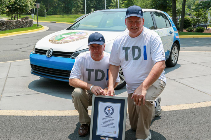 跟機車一樣省油!Golf TDI Clean Diesel 油耗刷新紀錄