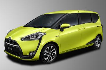 台灣 Wish 後繼車? 新一代 Toyota Sienta 日本發表
