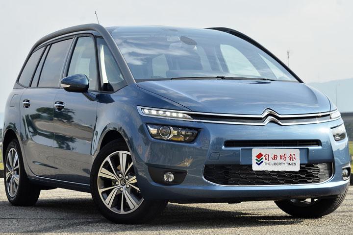 法國創意家庭號轎旅車!Citroën Grand C4 Picasso 試駕