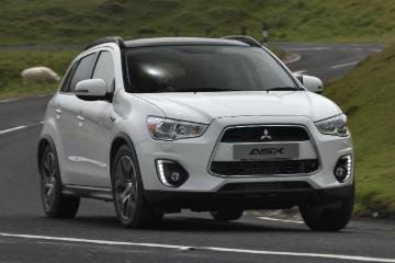 Mitsubishi ASX 英國換心  柴油動力上身