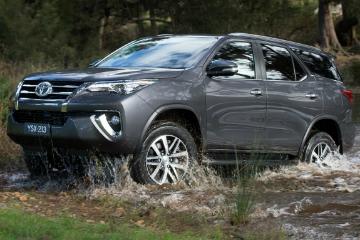 霸氣旅行  新一代 Toyota Fortuner 越野豪華七人座