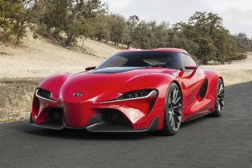 該叫 Supra 還是 Z4?BMW & Toyota 攜手打造全新跑車