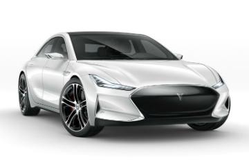 Tesla Model S 也被山寨? 中國推出「遊俠X」電動車