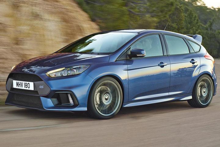售價外流?Ford Focus RS「只要」112 萬起!