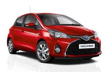 超節能小鴨! Toyota Yaris Hybrid英國登場