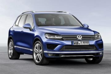 油電 SUV 不吃香? Volkswagen Touareg Hybrid 退出美國市場
