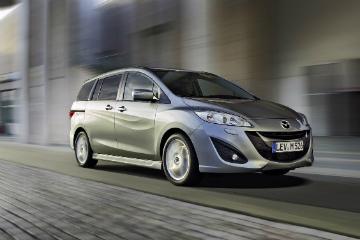 Mazda 原廠轉移產品重心 Mazda 5 將在 2016 年停產