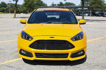 Focus ST 動力小漲! Ford Performance 改裝部門操刀