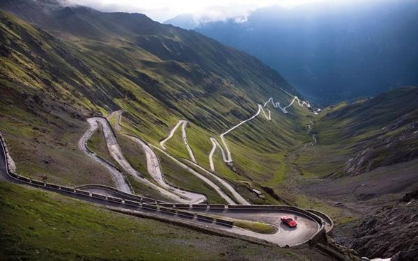 看完你敢挑戰嗎? 全球最險惡的 10 條公路!