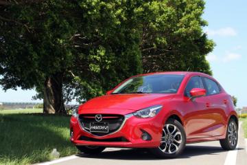 魂動小型男全面進化 Mazda 2 新車試駕