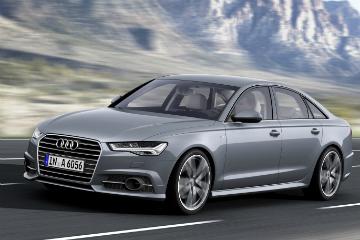 Audi A6 獲消費者報告評選為 2015 最佳豪華房車