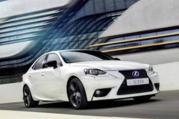 更顯收斂的運動風 Lexus IS/CT Sport Edition 法蘭克福預告