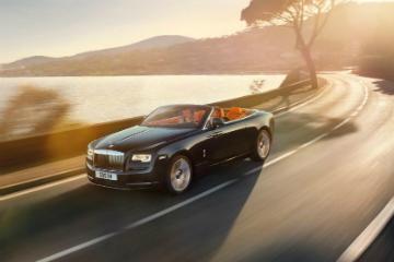 線上亮相!奢華敞篷王者 Rolls-Royce Dawn 發表