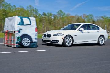 防追撞自動煞車系統 美國將列為新車標準配備!