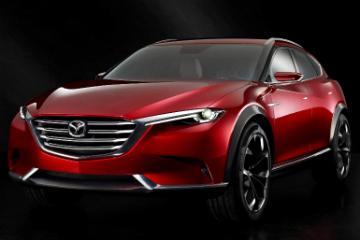 Mazda Koeru越 Concept 發表! 但怎麼看起來有點像…