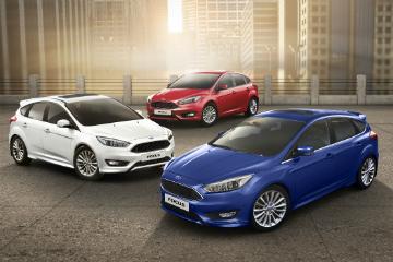 1.0 升及 1.5 升新動力登場!小改款 Ford Focus 預售價公佈