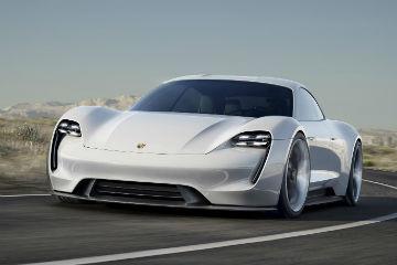 Tesla 王位不保?  Porsche 發表電動概念跑車 Mission E