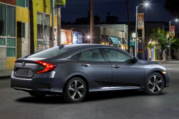 眾所盼望! 第 10 代 Honda Civic 美國正式公開