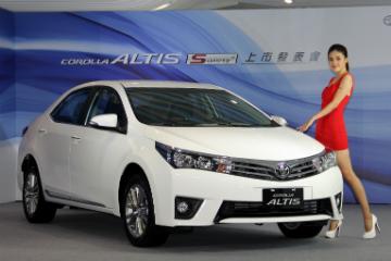 新增 VSC 動態穩定系統 Toyota Altis Safety+ 正式發表