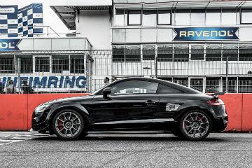 前代光環不減! Hperformance 賜 Audi TT RS 擁 510 匹馬力