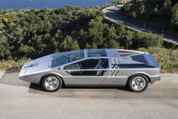 經典之作 Maserati Boomerang 拍賣成功!  價錢竟超過 1 億元