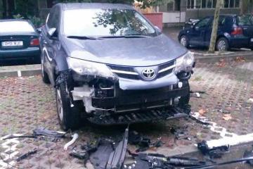 一覺醒來 Toyota RAV4 竟變成一群流浪狗的晚餐?