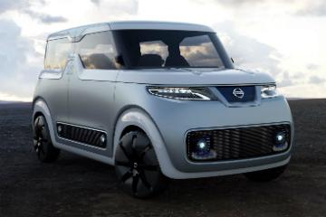 Nissan 推出超未來 K-Car TEATRO for DAYZ Concept 預告東京車展