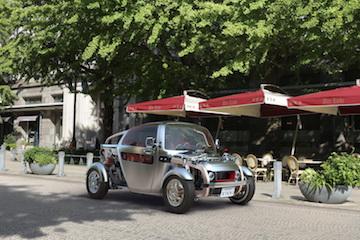 別懷疑!這真的是TOYOTA! KIKAI Concept 3 人座小車