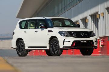 中東市場限定 Nissan Patrol Nismo 高性能越野休旅車