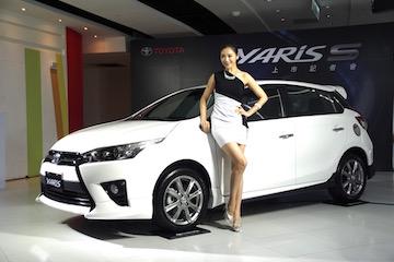 是 Style+ 非 Safety+  Toyota Yaris S 主打個性化訴求