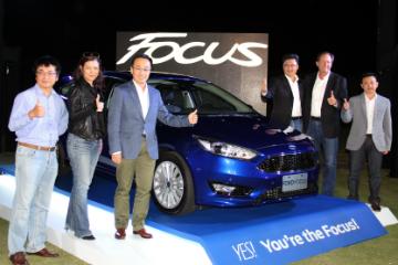小改款 Ford Focus 正式亮相 全新動力+全新變速箱