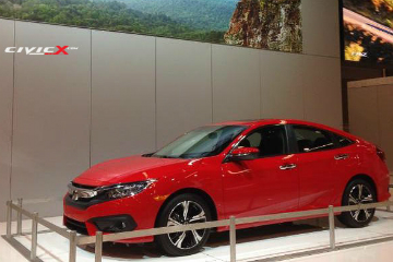 新一代 Honda Civic  美國售價折合台幣 60.5 萬元起!