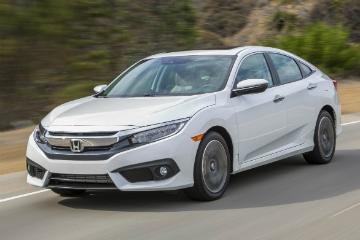 新一代 Honda Civic 資訊大彙整  美國詳細廠照釋出一次看完!