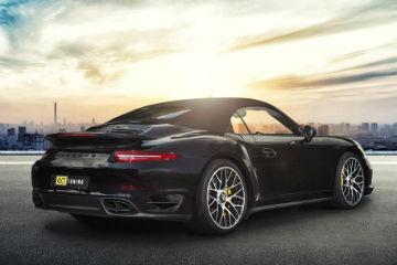 O.CT Tuning 暴力操刀!  Porsche 911 Turbo S 躋身加速 3 秒行列!
