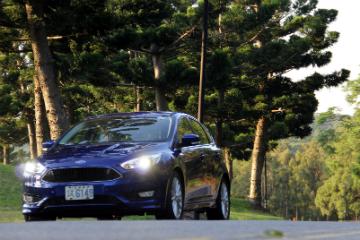 劍指 Mazda 3! 小改款 Ford Focus 1.5 EcoBoost 新車試駕