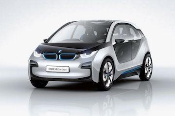BMW i 系列電動車  第三台有影了!
