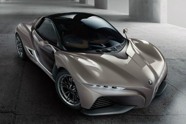 拓展版圖!Yamaha Sports Ride Concept 超輕巧概念小跑車