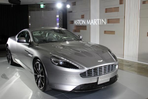 007 龐德紀念版 Aston Martin DB9 GT Bond Edition 全球限量 150 部