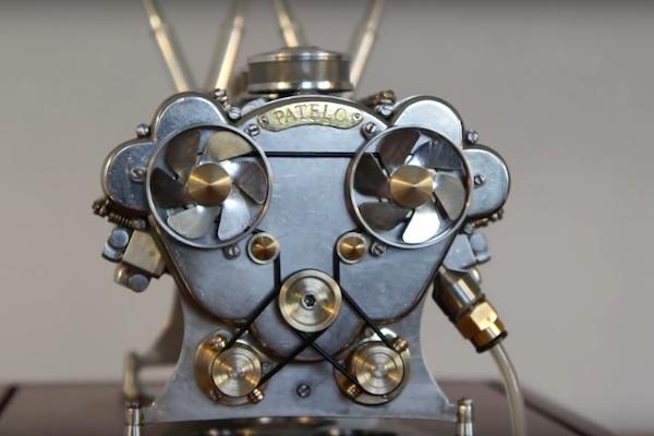 對於打造手工引擎的熱愛 他們最了解 ...(內有影片)