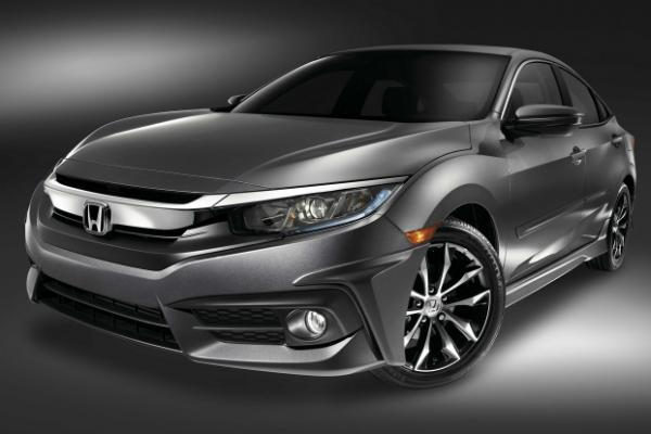 美國 SEMA 改裝車展 第 10 代 Honda Civic 外觀套件亮相