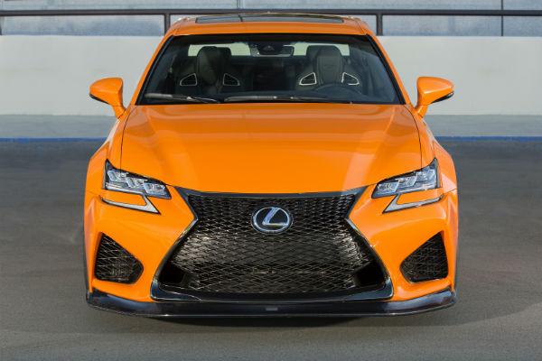 Lexus 改裝 GS F/RC F 現身!  美國 SEMA 大展登場
