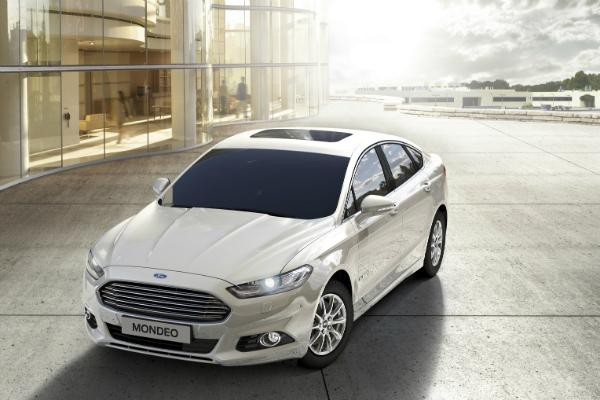 油秏、安全兼備!Ford Mondeo Hybrid 即將上市