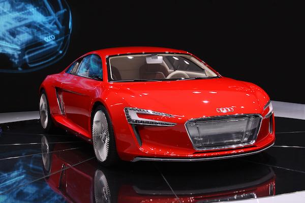 Audi 電動車 打造讓你腿軟的加速模式