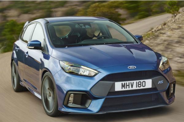 Ford 試圖打造性能更強的 Focus RS! 0~100km/h 目標4秒!