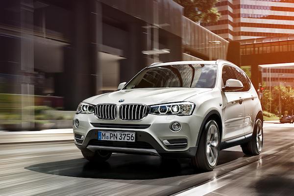 美國 SUV 休旅車熱銷  BMW 房車生產被擠壓
