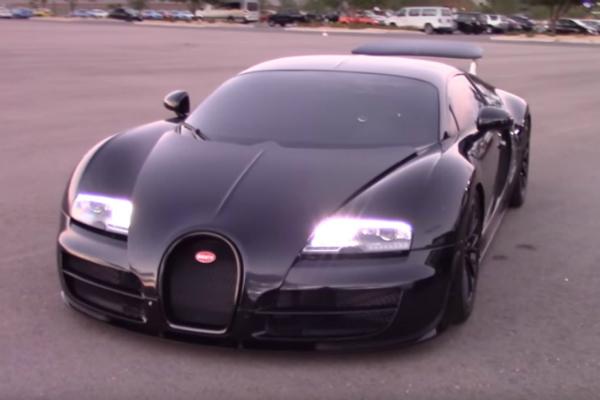 覺得養車很辛苦?你一定不知道養 Bugatti Veyron Super Sport 有多貴!