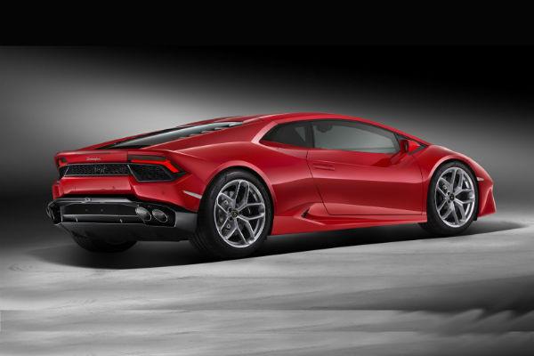 改採後驅來減重!入門 Lamborghini Huracan LP580-2 問世