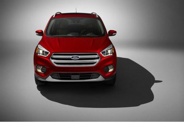 內外大升級!  全新小改款 Ford Escape (Kuga) 洛杉磯車展亮相