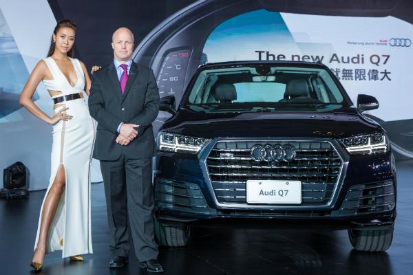 睽違 10 年大改 新一代 Audi Q7 進擊七人座 SUV 市場