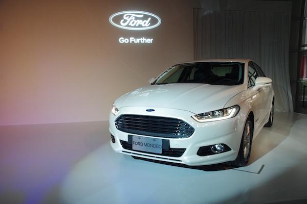 油電房車新選擇 Ford Mondeo Hybrid 終於開賣(內有影片)